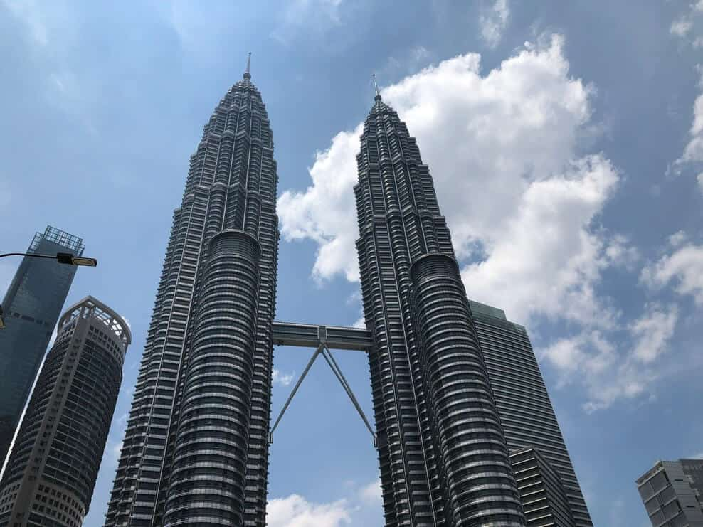 The twin towers are KL's most iconic tourist attraction.
